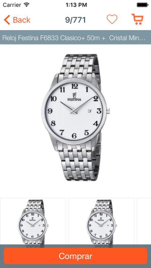4fdf68428eb2 Existe Maquinaria Eta En Relojes Automaticos